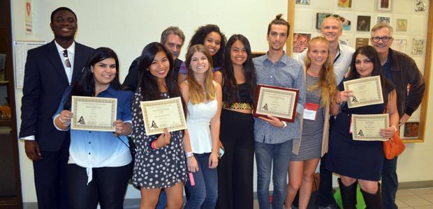 El Vaquero Captures Six Awards from Journalism Convention