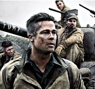'Fury' Depicts the Horror of WWII