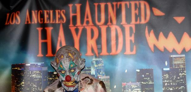 The Los Angeles Haunted Hayride: Be Afraid. Be Very Afraid.
