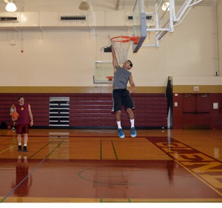 Hoop Becomes Hope for Student Engagement