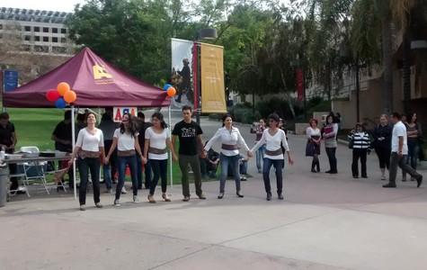 Students Celebrate Armenian Culture