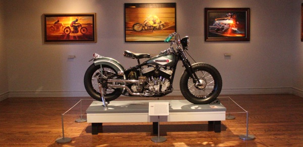 The Art of The Motorcycle Rolls Into Forest Lawn Museum Exclusive Slideshow Coverage
