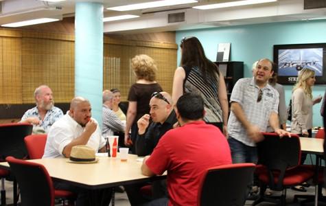 Newly Remodeled Veterans Center Celebrates Grand Opening