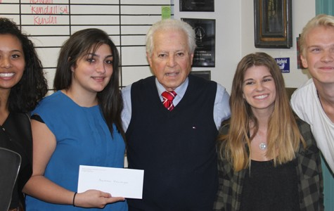El Vaq Writers Receive Scholarships From 8-Ball Foundation