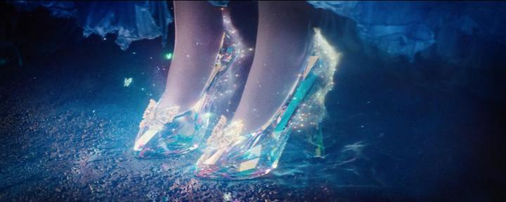 The Shoe Fits With New Cinderella Movie