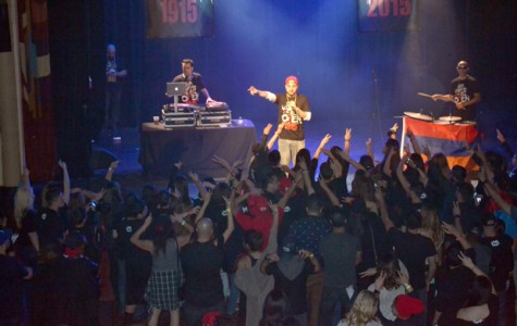 Rappers Dedicate Show to Armenian Genocide