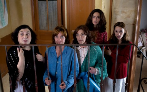"""FRENCH FILMS: """"The Women of the 6th Floor"""" was the festival's first offering."""