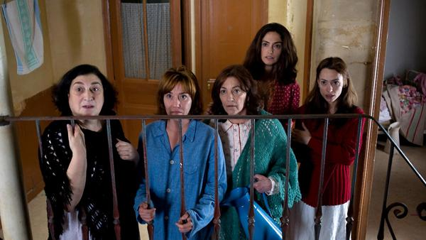 "FRENCH FILMS: ""The Women of the 6th Floor"" was the festival's first offering."