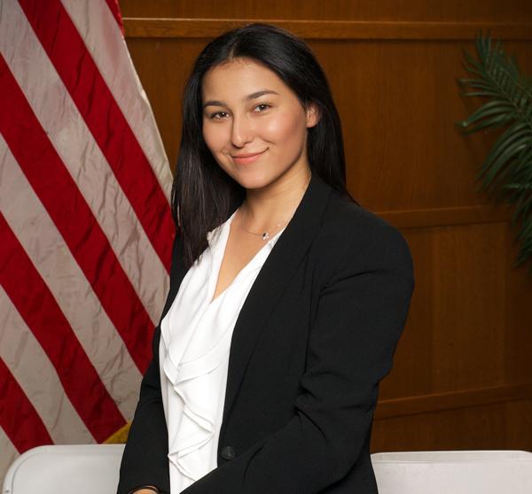 Your new ASGCC president.