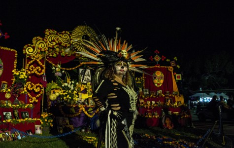 Angelinos Celebrate the Day of the Dead