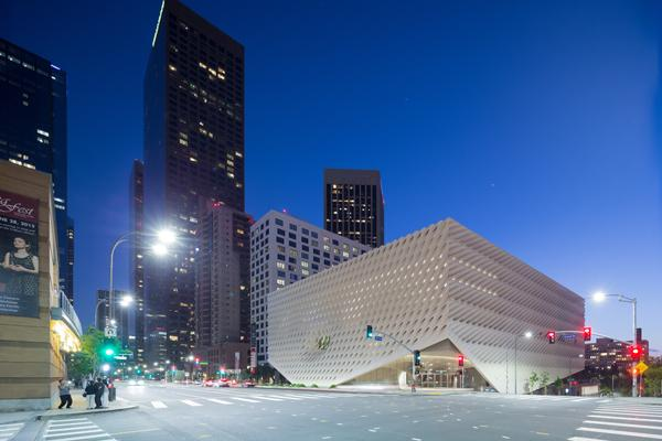 The Broad: LA's Newest Contemporary Art Destination