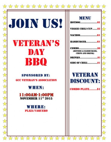 Come out and support our veterans!