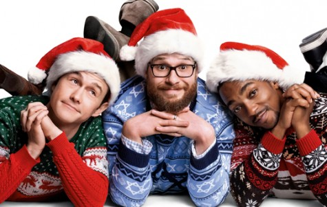 """The Night Before"" Delivers Cheap Holiday Humor"