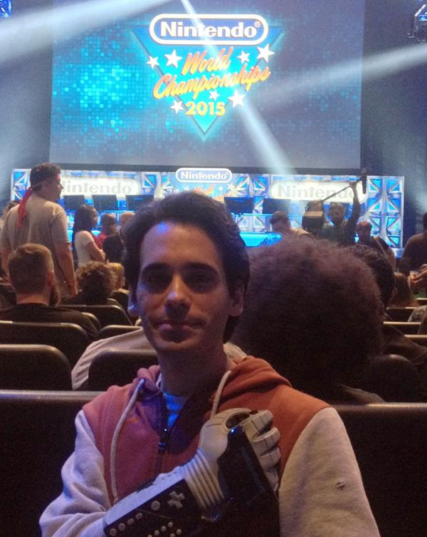 Jirair Yessaian at the E3 conference.