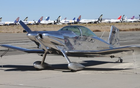 Wings Over the Mojave