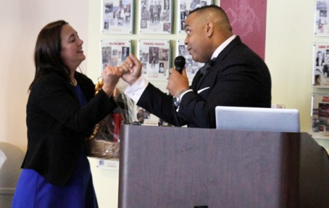 Black Scholars Honor Martin Luther King Jr. Day