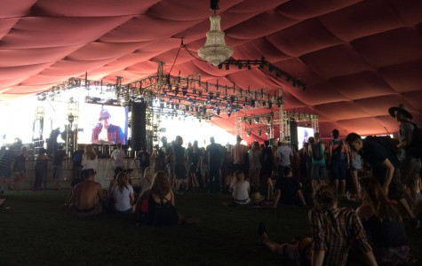 Surviving Coachella Music Festival