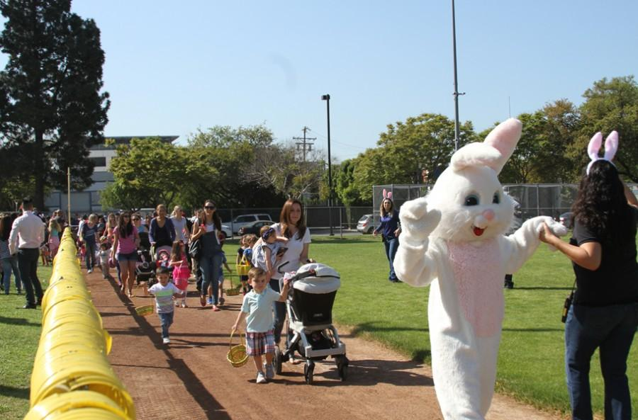 Glendale+Celebrates+Easter+and+Cesar+Chavez+Day