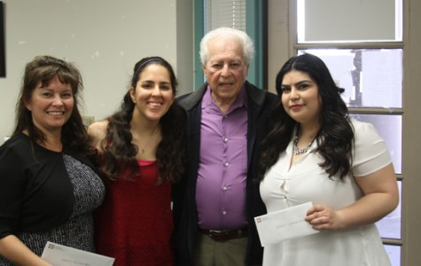 Journalism Students Awarded Scholarships