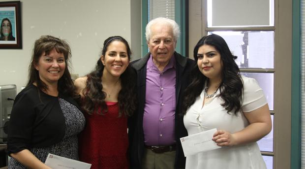 Journalism Students Awarded Scholarships