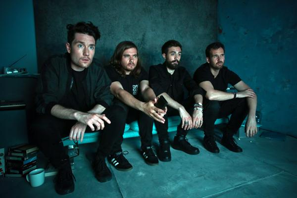 British Invasion: Bastille will play two nights at the Troubadour, Oct. 9 and 10. Wild World is now available worldwide.