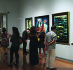 "MUSEUMS AND MAUSOLEUMS: ""Sleeping Beauty"" artist Eyvind Earle is the featured artist at Forest Lawn's hilltop museum."