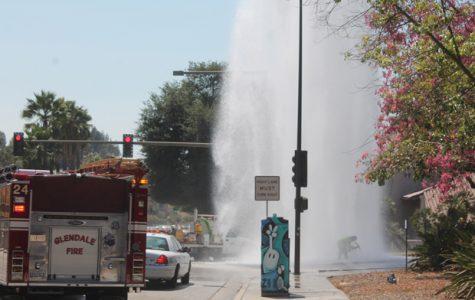Fountain Springs at the Civic Auditorium