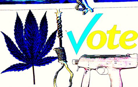 Statewide Props: Bullets and Buds on the Ballot