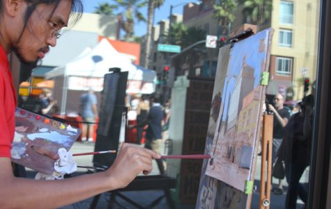 Art Walk Paints the Playhouse District