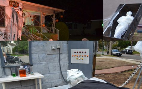 Local Haunters Create Scary Front Yard Scenarios