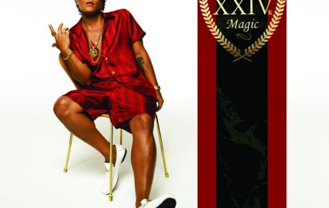 Welcome to Planet Mars: Bruno Shines Bright with '24K Magic'