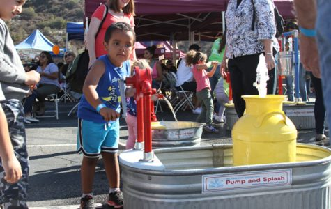 Parent/Student Education Program Holds Harvest Hoedown