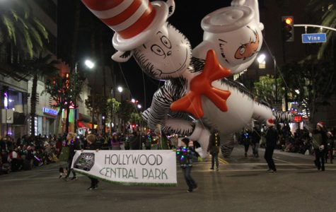 Hollywood Parade Kicks Off the Season