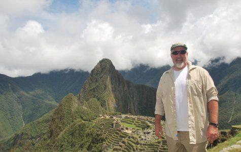 Professor Awarded for Dedication to Travel-Study Program