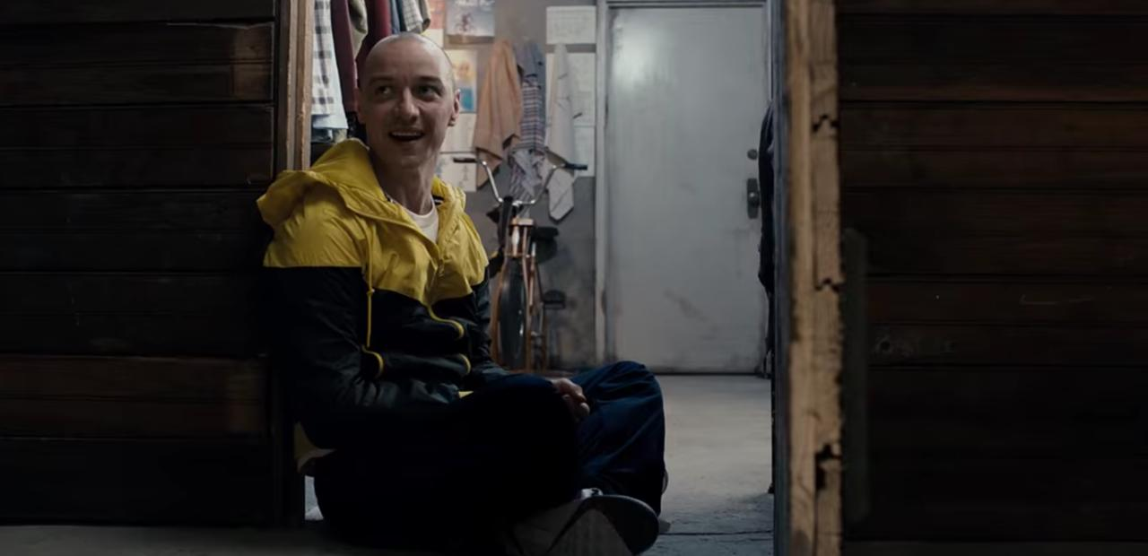"""CRAZY ABOUT YOU: James McAvoy stars in M.Night Shyamalan's newest movie, """"Split.""""  Highly recommended."""