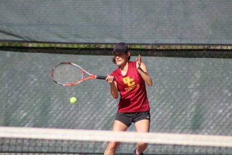 Women's  Tennis Team Off to Strong Start