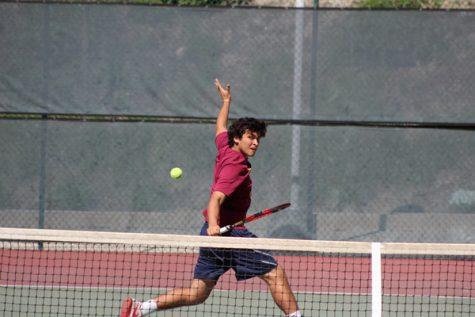 Men's Tennis Heads for the Playoffs