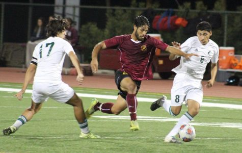 It's a Draw For the Vaqs Against East L.A.