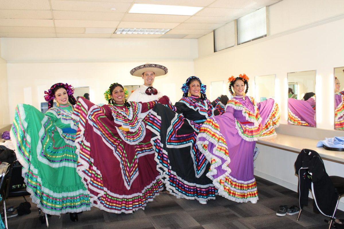 Ballet Folklorico Brings GCC a Splash of Color