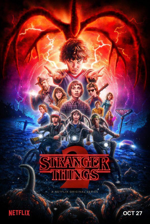 Stranger Things 2: Binge it