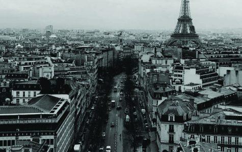 Paris in the Rain Is Resplendent