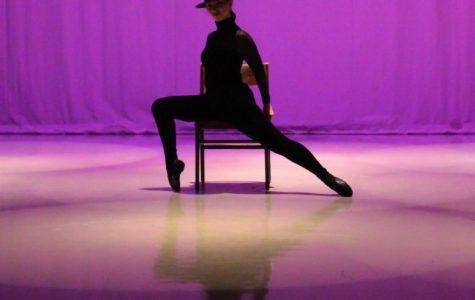 Sera Shahgholian dances Patt Paczynski's piece.