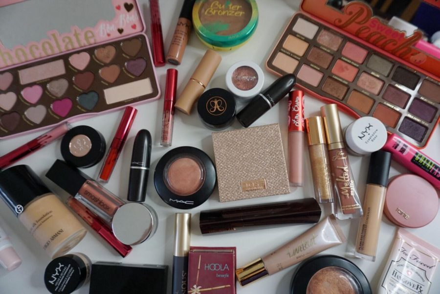 Brands such as Colourpop, and Mac Cosmetics are also feautured in the box.