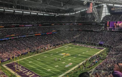 The US Bank Stadium was closed down December 2013 for renovations. Opened July 2016, the 3 year renovations cost $1.061 billion, half of which was paid by the state of Minnesota.