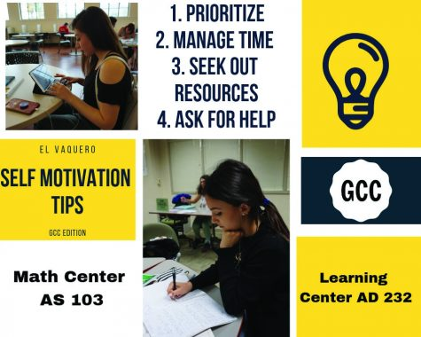 Self-Motivation Resources & Strategies for GCC Students