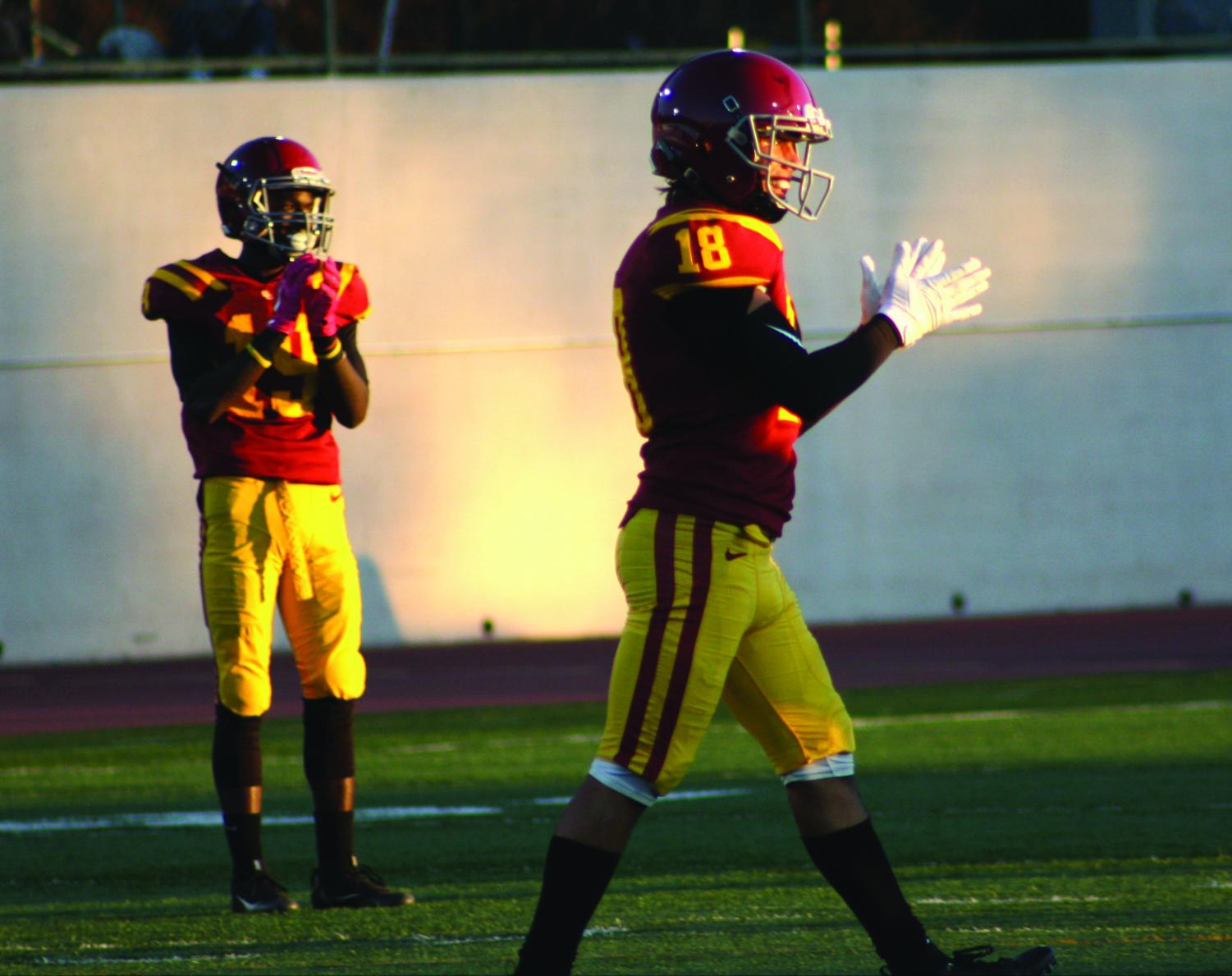 Glendale college football team continues to make progress going into October.