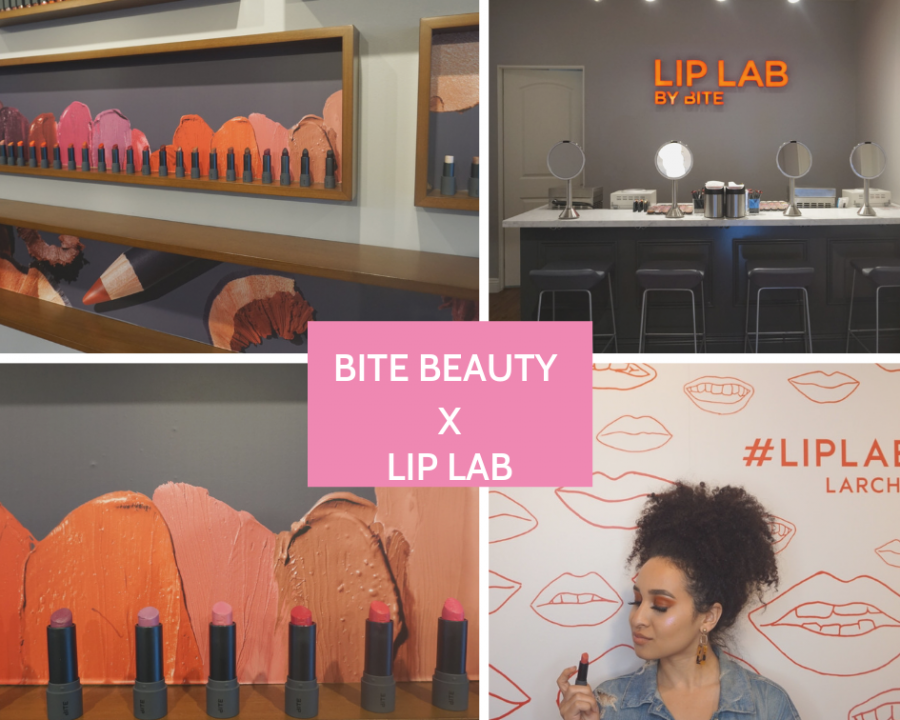 The Bite Beauty Lip Lab offers the option of creating your own lip care items. You can also decide the color, scent and form of your lipstick.