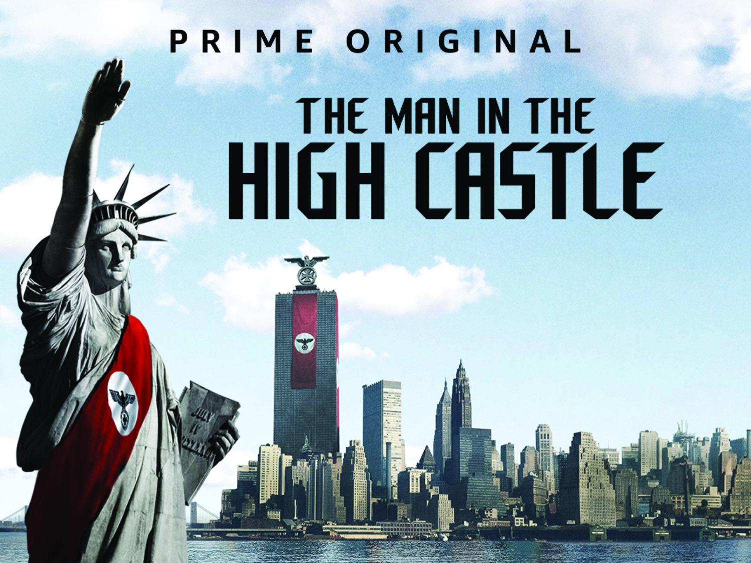 Promotional banner showcases some of the main themes of the Amazon Prime Original series.
