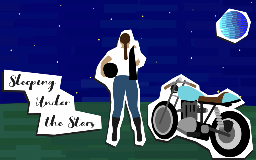Sleeping Under the Stars (Update: Editor's Note)