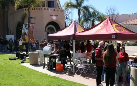 ASGCC Hosts BBQ, Encourages Club Sign Up